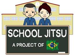 SCHOOL JITSU A PROJECT OF ART OF BRAZIL DOJO ORD M. E. E  S S O