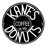 KANE'S COFFEE EST. 1955 DONUTS
