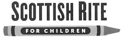 SCOTTISH RITE FOR CHILDREN