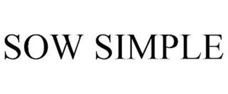 SOW SIMPLE