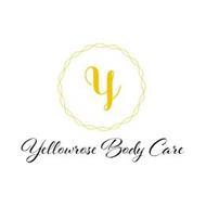 Y YELLOWROSE BODY CARE