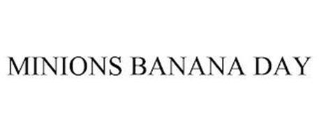 MINIONS BANANA DAY