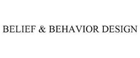 BELIEF & BEHAVIOR DESIGN