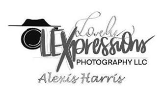 LOVELY LEXPRESSIONS PHOTOGRAPHY LLC ALEXIS HARRIS