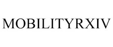 MOBILITYRXIV