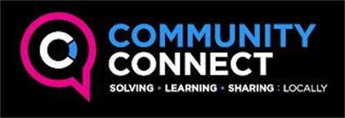 C COMMUNITY CONNECT SOLVING + LEARNING + SHARING : LOCALLY