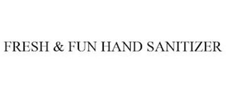 FRESH & FUN HAND SANITIZER