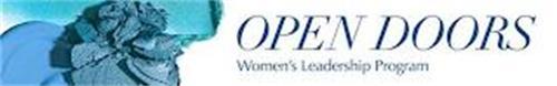 OPEN DOORS WOMEN'S LEADERSHIP PROGRAM