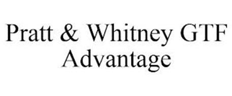 PRATT & WHITNEY GTF ADVANTAGE