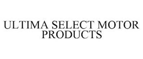 ULTIMA SELECT MOTOR PRODUCTS