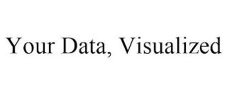 YOUR DATA, VISUALIZED
