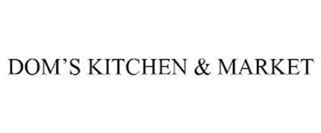 DOM'S KITCHEN & MARKET