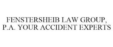 FENSTERSHEIB LAW GROUP, P.A. YOUR ACCIDENT EXPERTS