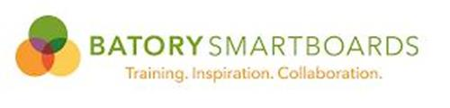 BATORY SMARTBOARDS TRAINING. INSPIRATION. COLLABORATION.
