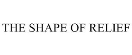 THE SHAPE OF RELIEF