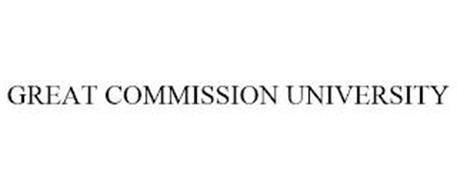 GREAT COMMISSION UNIVERSITY