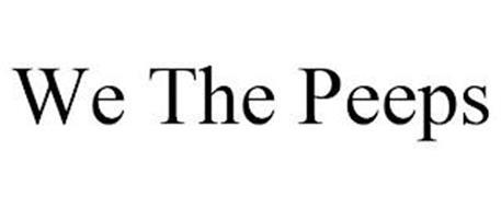 WE THE PEEPS