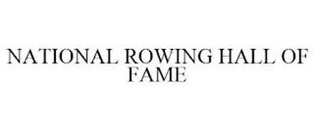 NATIONAL ROWING HALL OF FAME