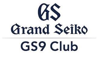 GS GRAND SEIKO GS9 CLUB