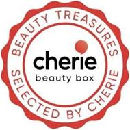 BEAUTY TREASURES SELECTED BY CHERIE CHERIE BEAUTY BOX