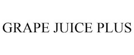 GRAPE JUICE PLUS