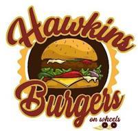 HAWKINS BURGERS ON WHEELS