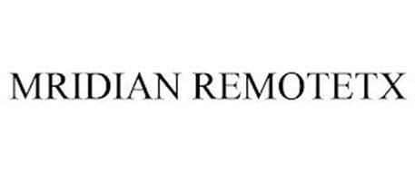 MRIDIAN REMOTETX