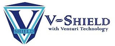 V SHIELD V-SHIELD WITH VENTURI TECHNOLOGY