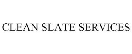 CLEAN SLATE SERVICES
