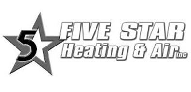 FIVE STAR HEATING & AIR INC