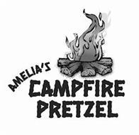 AMELIA'S CAMPFIRE PRETZEL
