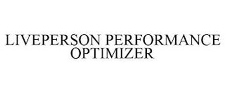 LIVEPERSON PERFORMANCE OPTIMIZER