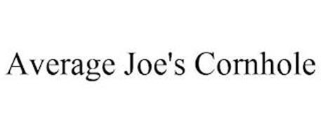 AVERAGE JOE'S CORNHOLE