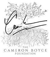 THE CAMERON BOYCE FOUNDATION