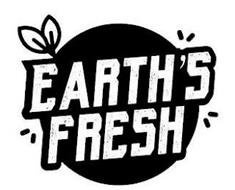 EARTH'S FRESH