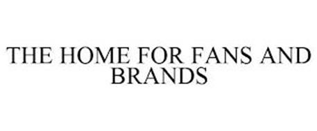 THE HOME FOR FANS AND BRANDS