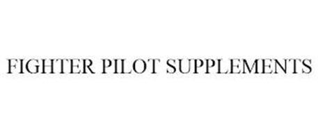 FIGHTER PILOT SUPPLEMENTS