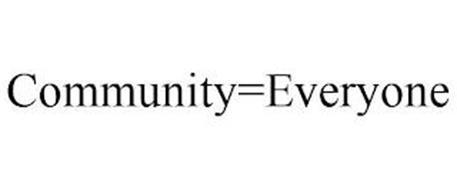 COMMUNITY=EVERYONE