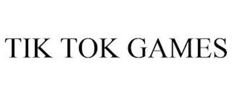 TIK TOK GAMES