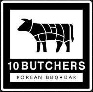 10 BUTCHERS KOREAN BBQ BAR