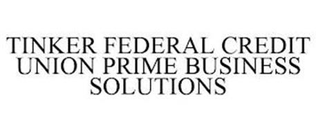 TINKER FEDERAL CREDIT UNION PRIME BUSINESS SOLUTIONS
