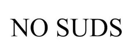NO SUDS