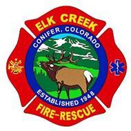 ELK CREEK FIRE-RESCUE CONIFER, COLORADO ESTABLISHED 1948