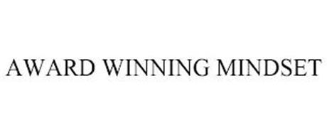 AWARD WINNING MINDSET