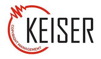 KEISER COPYRIGHT MANAGEMENT
