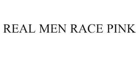 REAL MEN RACE PINK