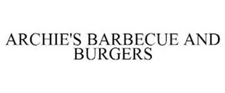 ARCHIE'S BARBECUE AND BURGERS