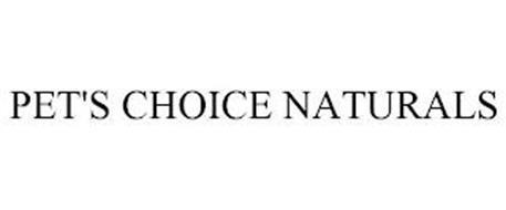 PET'S CHOICE NATURALS