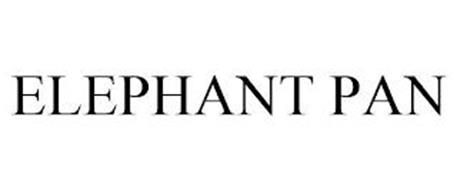 ELEPHANT PAN