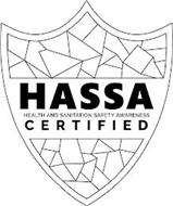 HASSA HEALTH AND SANITATION SAFETY AWARENESS CERTIFIED